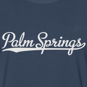 Palm Springs T-Shirt - Men's Premium Long Sleeve T-Shirt