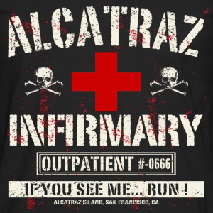 ALCATRAZ INFIRMARY - Men's Premium Long Sleeve T-Shirt