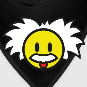 Smiley Einstein Icon (dd print) Kids' Shirts - Bandana
