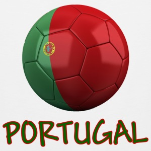 Team Portugal FIFA World Cup T-Shirts - Men's Premium Tank
