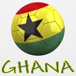 Team Ghana FIFA World Cup T-Shirts - Men's Premium Tank