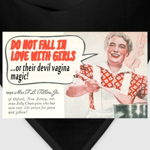 Devil Vagina Magic T-Shirt - Bandana
