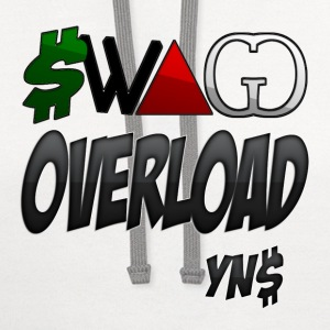 swaggoverload T-Shirts - Contrast Hoodie