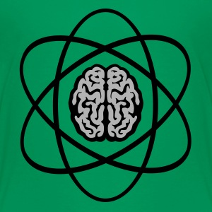 Atomic Brain 2c Kids' Shirts - Toddler Premium T-Shirt