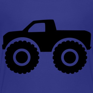 Monster truck Kids' Shirts - Toddler Premium T-Shirt