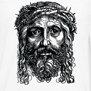 Jesus Christ - Men's Premium Long Sleeve T-Shirt