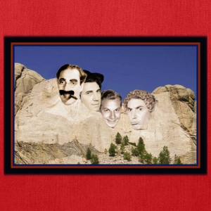 Mount Marxmore - Tote Bag
