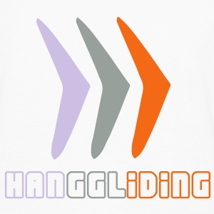 HANGGLIDING T-Shirts - Men's Premium Long Sleeve T-Shirt