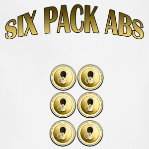 six pack abs - Adjustable Apron