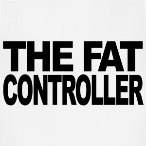 the fat controller T-Shirts - Adjustable Apron