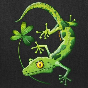 Saint Patrick's Day Gecko T-Shirts - Tote Bag