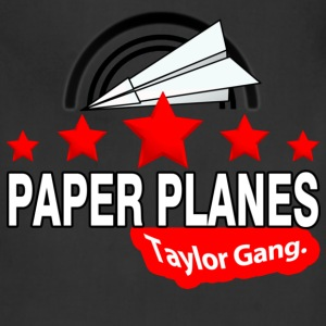 Paper Planes T-Shirts - Adjustable Apron