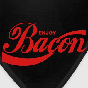 Bacon - Enjoy T-Shirts - Bandana