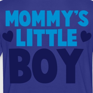 MOMMY's LITTLE bOY Kids' Shirts - Toddler Premium T-Shirt