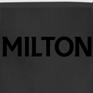 MILTON T-Shirts - Adjustable Apron