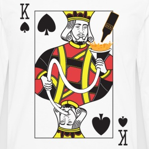 Party King T-Shirts - Men's Premium Long Sleeve T-Shirt