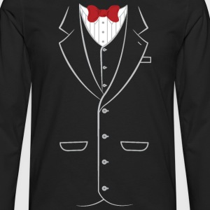 Tuxedo - Men's Premium Long Sleeve T-Shirt