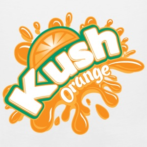 Kush and Orange Juice - Men's Premium Tank
