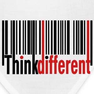 Think Different T-Shirt - Bandana