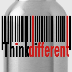 Think Different T-Shirt - Water Bottle