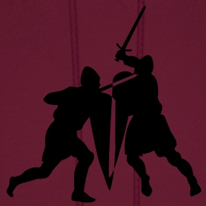 Sword fight T-shirt - Men's Hoodie
