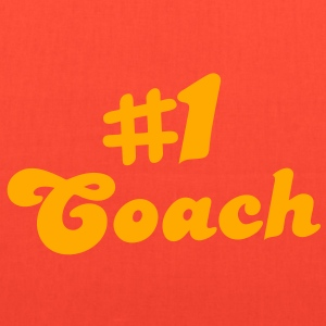 number # 1coach T-Shirts - Tote Bag
