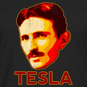 Tesla - Men's Premium Long Sleeve T-Shirt