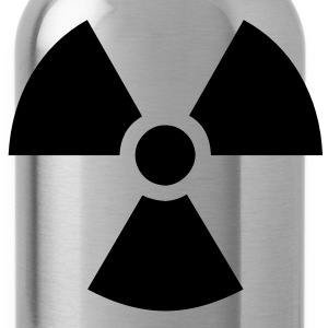 Nuclear HD VECTOR T-Shirts - Water Bottle