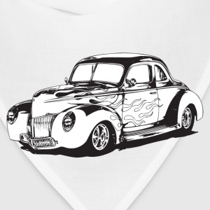 Classic Car HD Design T-Shirts - Bandana