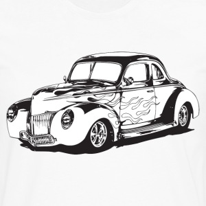 Classic Car HD Design T-Shirts - Men's Premium Long Sleeve T-Shirt