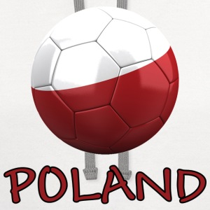 Team Poland FIFA World Cup T-Shirts - Contrast Hoodie