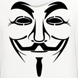 Anonymous HD VECTOR T-Shirts - Contrast Hoodie