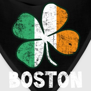 Boston Irish Flag T-Shirts - Bandana