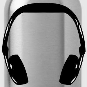 headphone T-Shirts - Water Bottle