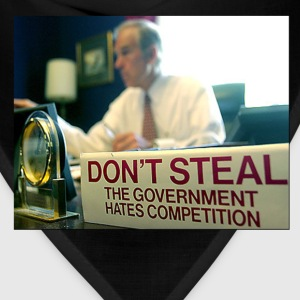 Ron Paul Don't Steal - Bandana