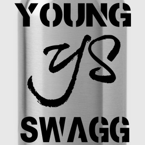 YOUNG SWAGG T-Shirts - Water Bottle