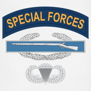 Special Forces CIB Airborne T-Shirts - Adjustable Apron