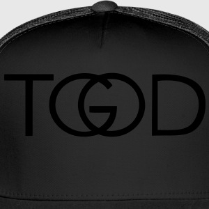 TGOD T-Shirts - stayflyclothing.com - Trucker Cap