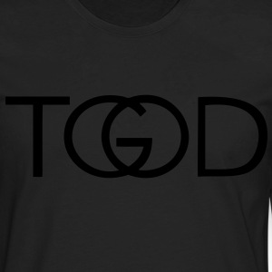TGOD T-Shirts - stayflyclothing.com - Men's Premium Long Sleeve T-Shirt