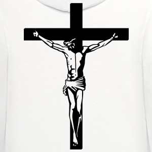 On the Cross HD VECTOR T-Shirts - Contrast Hoodie