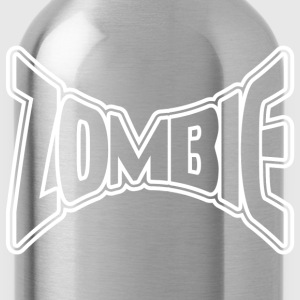 Zombie - Water Bottle
