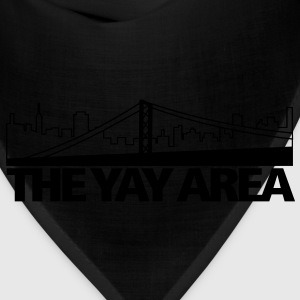 THE YAY AREA - San Francisco - California - golden gate bridge - Bandana