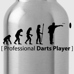 evolution_darts T-Shirts - Water Bottle