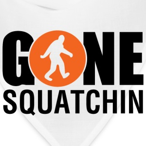 Gone Squatchin Orange - Bandana