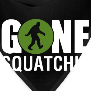 Gone Squatchin green - Bandana