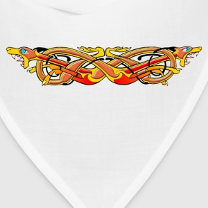 Celtic Illumination – Mad Dog Knot - Bandana