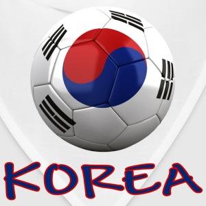 Team South Korea FIFA World Cup T-Shirts - Bandana