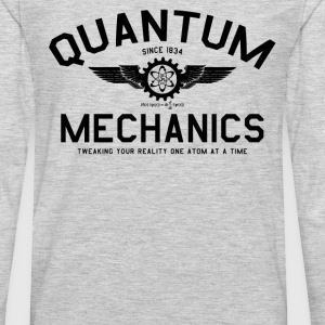 Quantum Mechanics - Men's Premium Long Sleeve T-Shirt