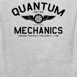 Quantum Mechanics - Men's Premium Tank