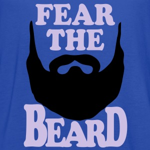 Fear the Beard Vector T-Shirt - Women's Flowy Tank Top by Bella